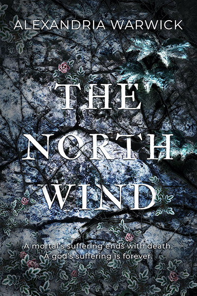 THE NORTH WIND, the first book in her new adult fantasy romance series, The Four Winds, by Alexandria Warwick