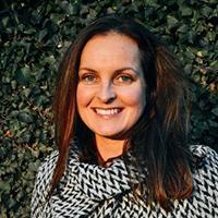 Author Georgia Bowers