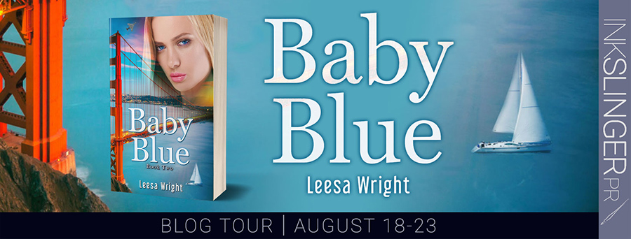 Welcome to the blog tour for BABY BLUE, the second standalone book in the the historical romance series, Corrington Brothers, by Leesa Wright