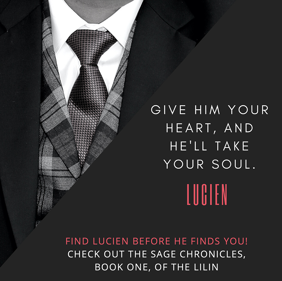 Teaser from OF THE LILIN , the first book in the young adult paranormal series, The Sage Chronicles, by Paulette Hampton