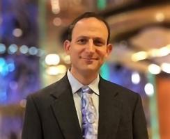 Author David J. Naiman
