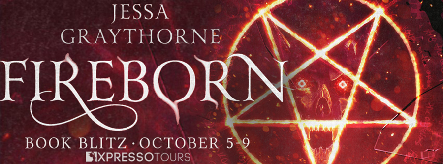 Welcome to the book blitz for FIREBORN, the first book in the adult urban fantasy series, Halley Ashwood, by Jessa Graythorne