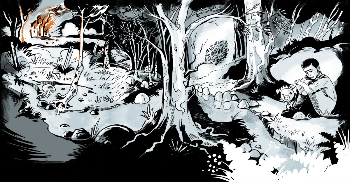 Thomas Hamlyn-Harris Clockwork Bones