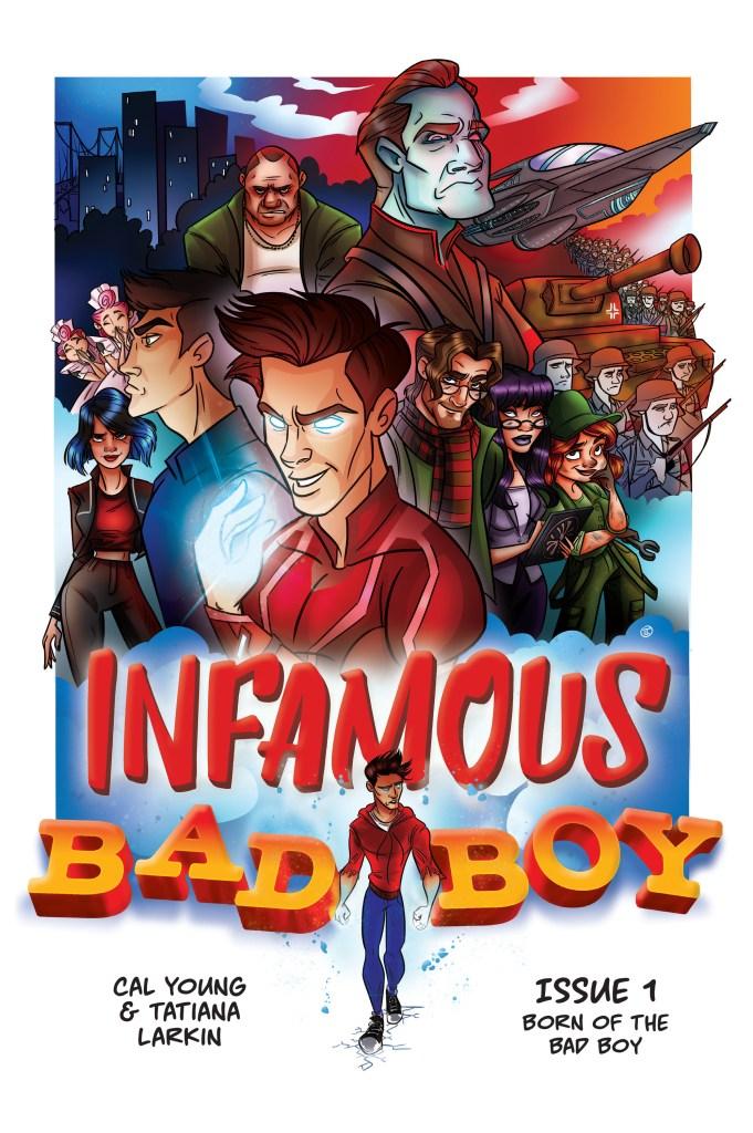 Infamous bad boy