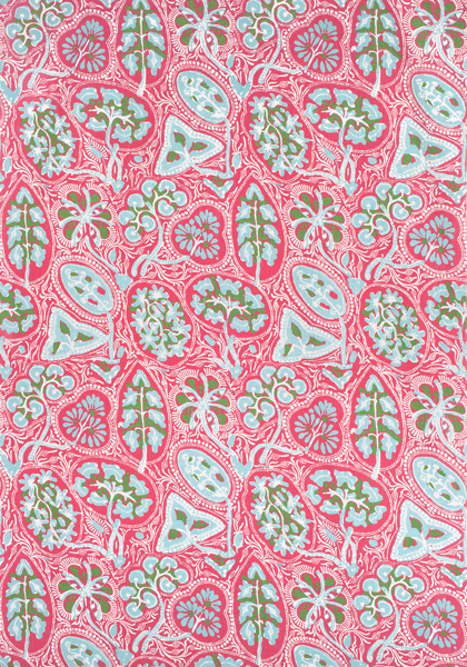 Black Trellis Wallpaper Cochin Pink F988719 Collection Trade Routes From Thibaut