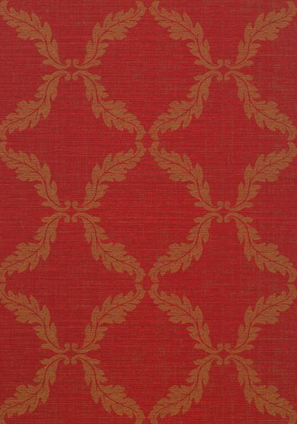 Purple And Black Damask Wallpaper Antoine Trellis Red T7669 Collection Damask Resource 3
