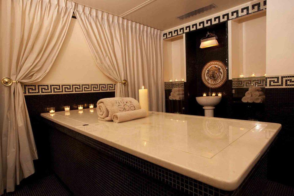 interContinental Bordeaux Le Grand Hotel - Salle de massage