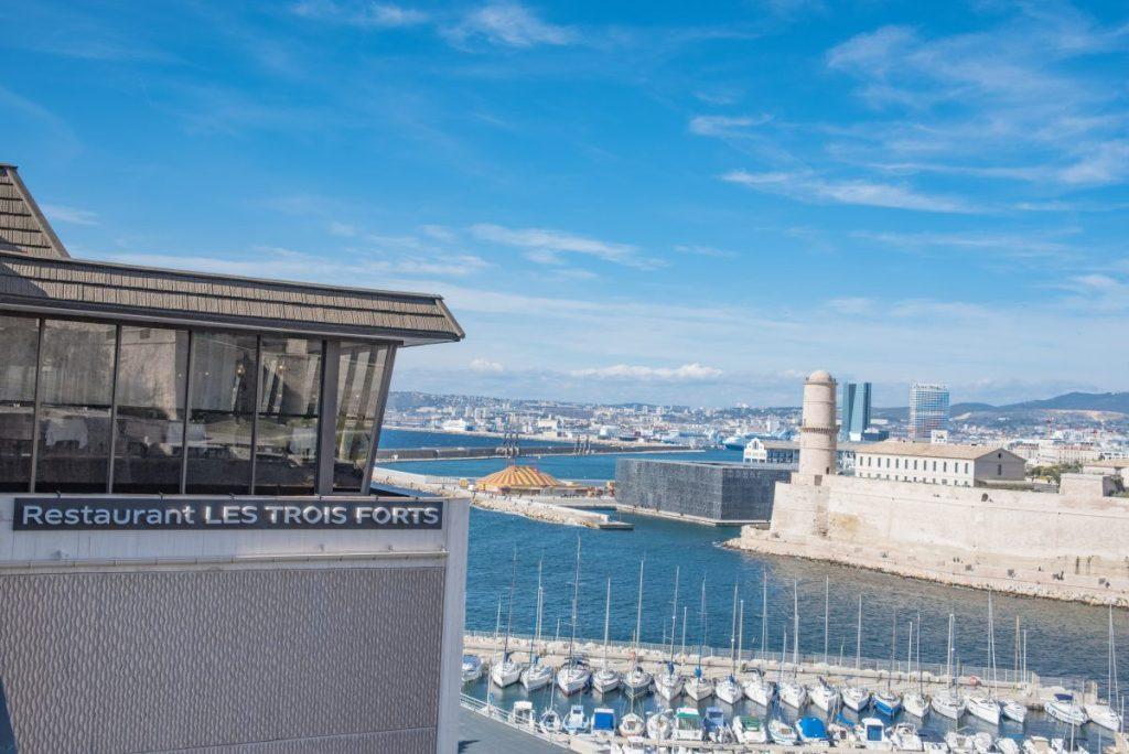 SOFITEL Marseille - Vue