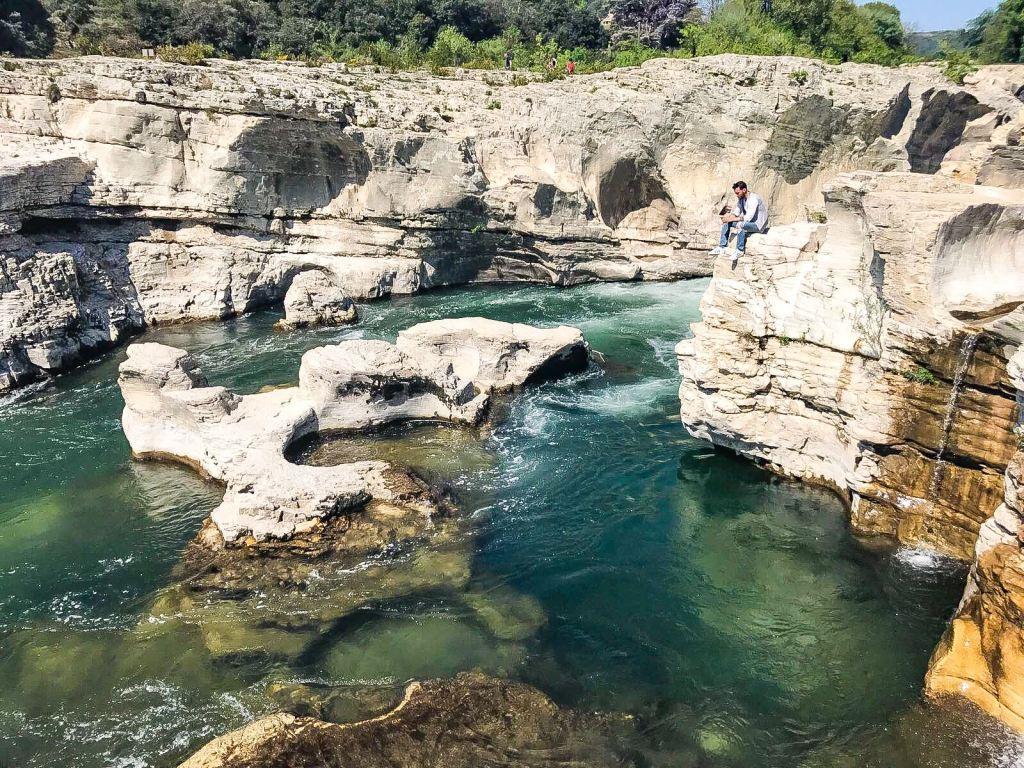 Aix-en-Provence - Cascades de Sautadet