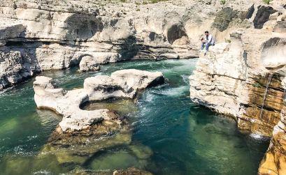 Cascade de Sautadet - Var - Provence