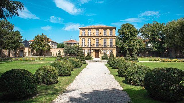 Aix-en-Provence - Pavillon Vendôme