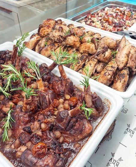 Restaurants Aix - BOTTEGA DA VERRI - Plat repas