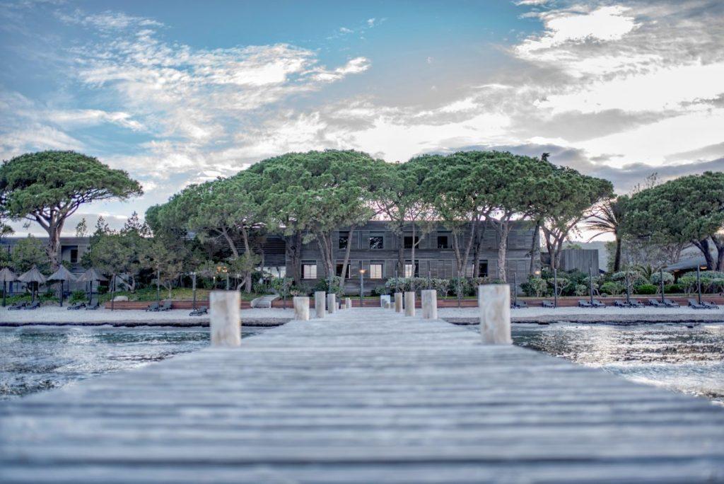Hotel Moby Dick | Vue depuis Santa Giulia