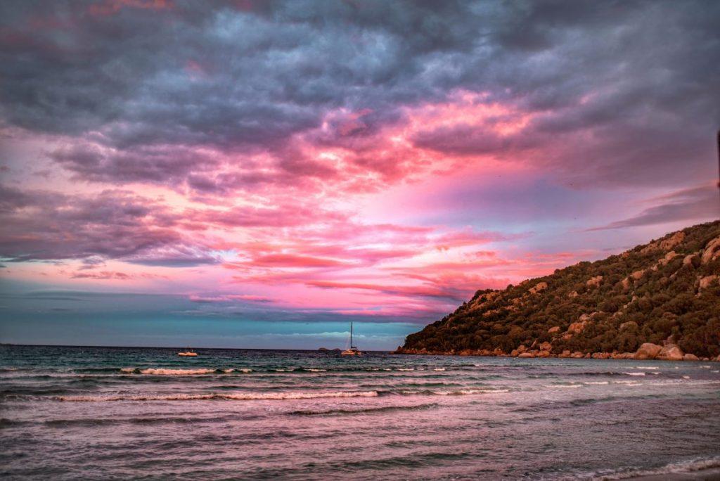 Baie de Santa Giulia | Porto-Vecchio | Corse | Sunset