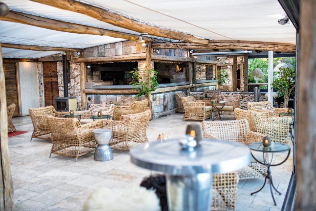UcapuBiancu | Bonifacio | Corse | Espace détente & cocktail
