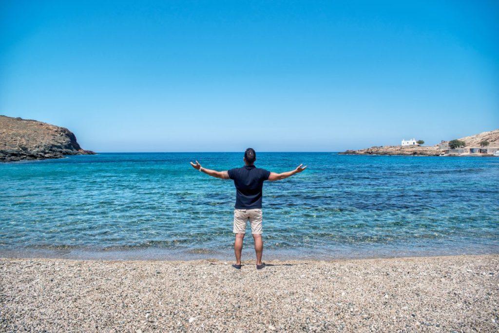 Grèce | Merchia Beach