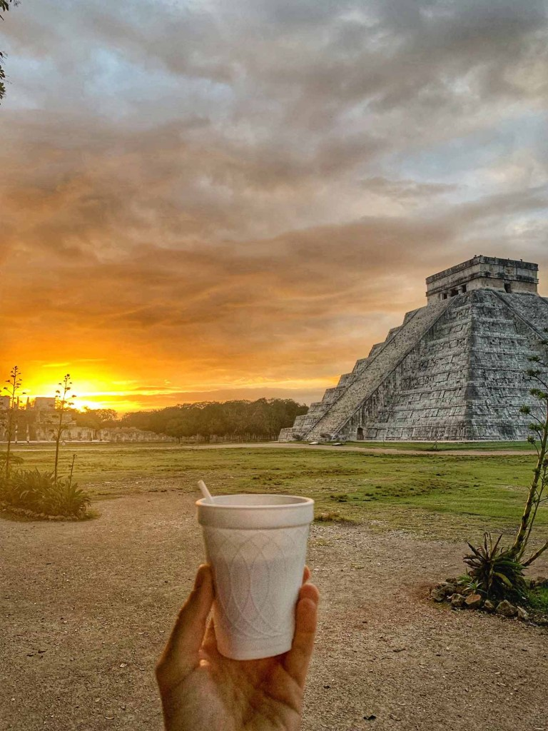 Chichen Itza - Experience avec Mayaland