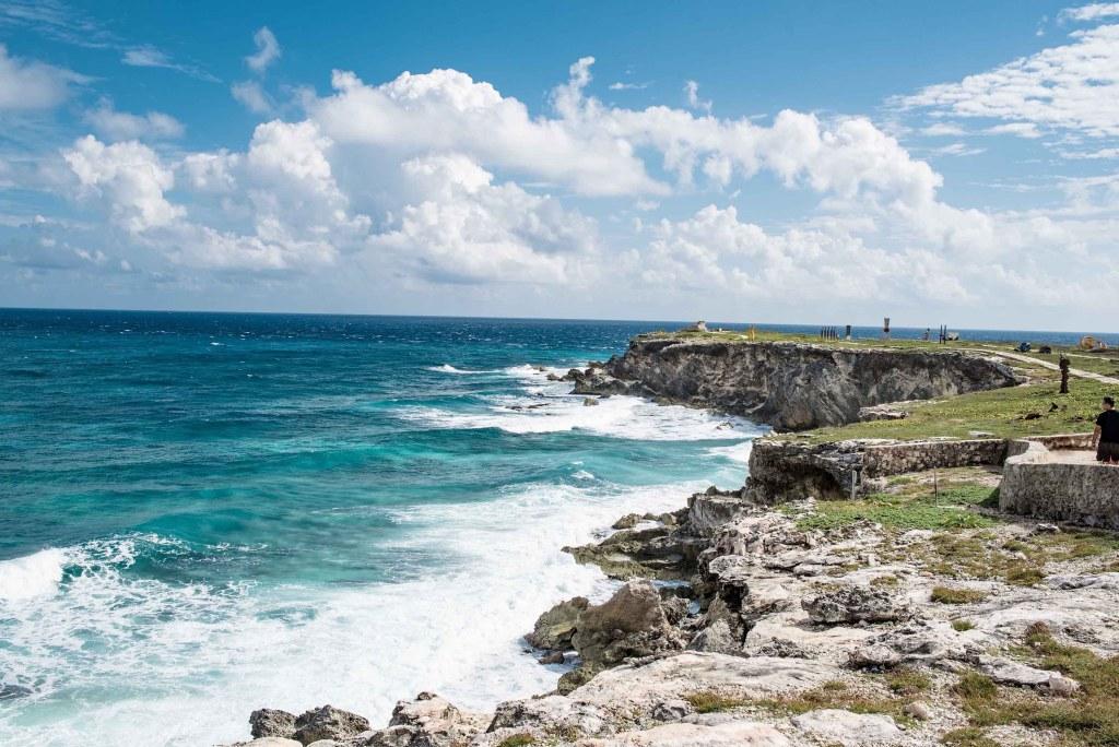 Isla Mujeres - sea view