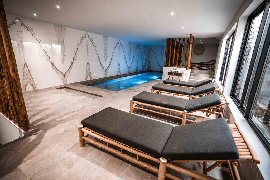 Piscine SPA Le Saint-Remy
