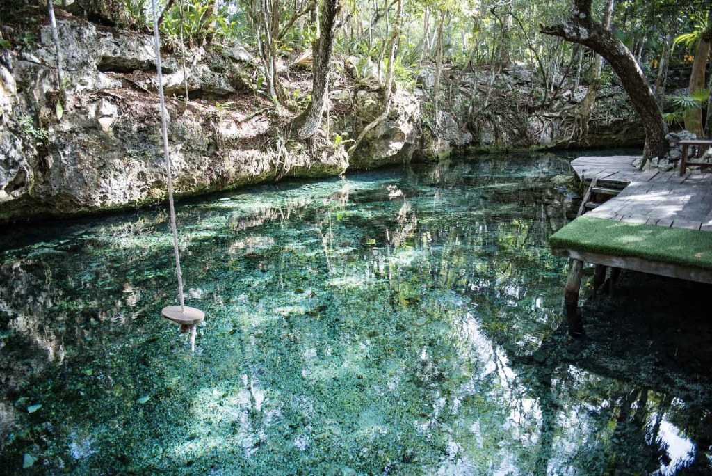Mexique - Road Trip - Tulum - Cenote