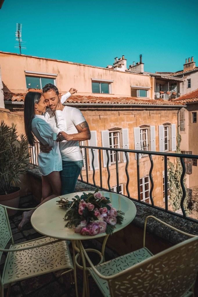 La Maison d'Aix - Terrasse Love Suite