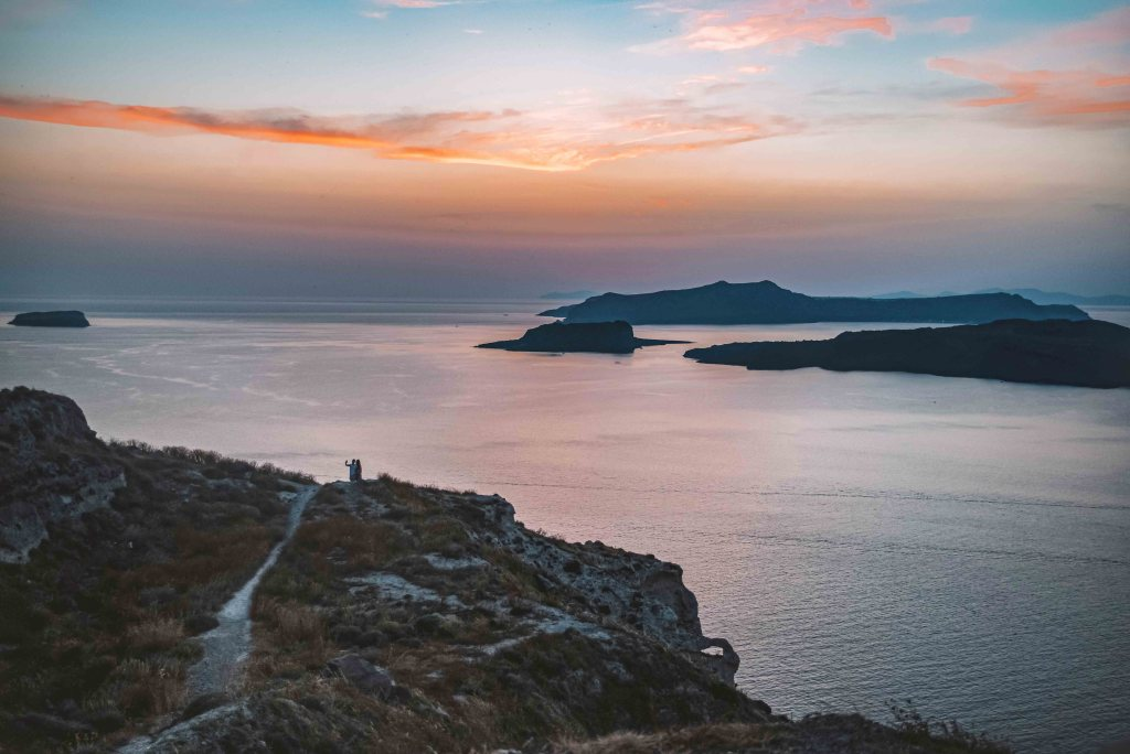 The hearth of Santorini - Best place for sunset lover in Greece