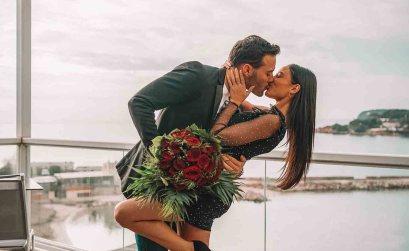 Couple Love - Saint Valentin - Thibaut Modelia and Dana Mouyon