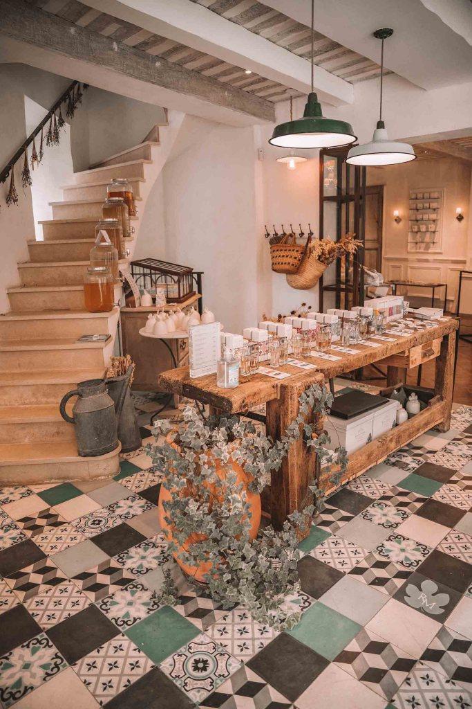 Boutique Rose et Marius à Aix-en-Provence