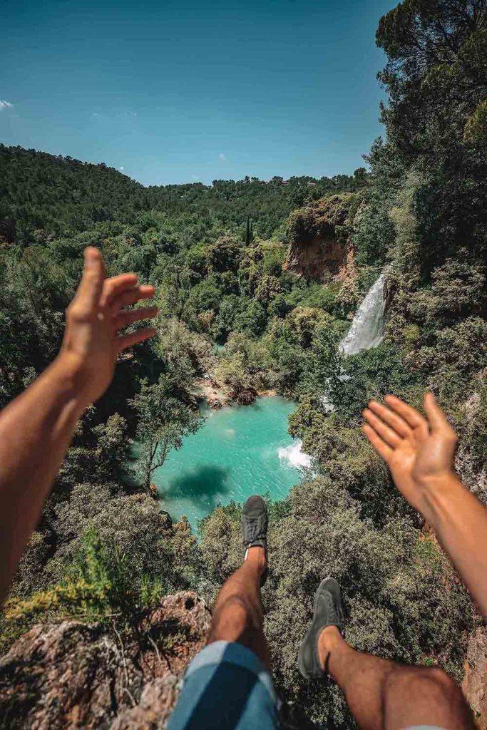 Cascade de Sillan - Var - France - Provence
