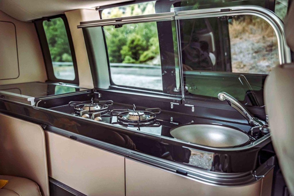 Intérieur Van Mercedes Marco Polo