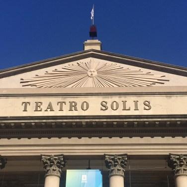 Centro Histórico: Teatro Solis