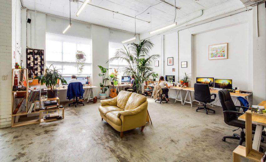 coworking space semakin populer