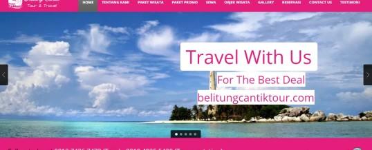 Belitung Cantik Tour