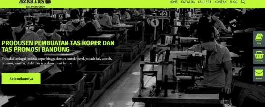 Pabrik Tas Bandung Azkatas
