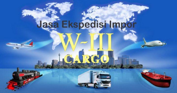 Kelebihan Layanan W3carg sebagai jasa ekspedisi import barango