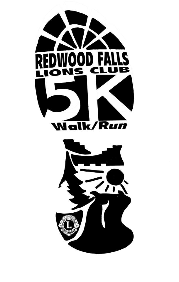 Redwood Falls Lions 5K Run/Walk June 20, 2015 — Thielen