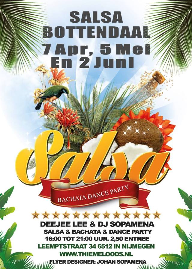 salsa bottendaal 2019