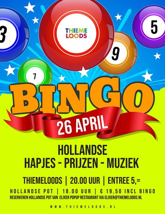bingo nijmegen hollandsche avond