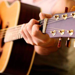 Học chơi Guitar ở Biên hòa