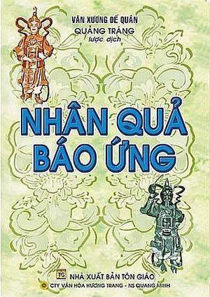 Nhân Quả Báo Ứng - Quảng Tráng lược dịch