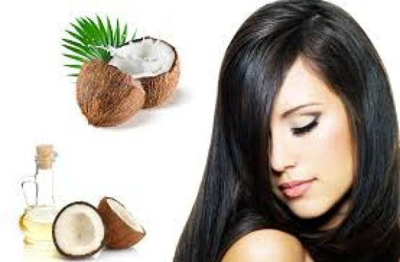 Dầu dừa chứa nhiều vitamin rất tốt cho mái tóc