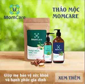 Thảo mộc Momcare có nguồn gốc từ các bài thuốc y học cổ truyền vô cùng An toàn vì được bào chế từ 100% thành phần tự nhiên