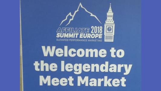 bienvenue au meet market ASE2018
