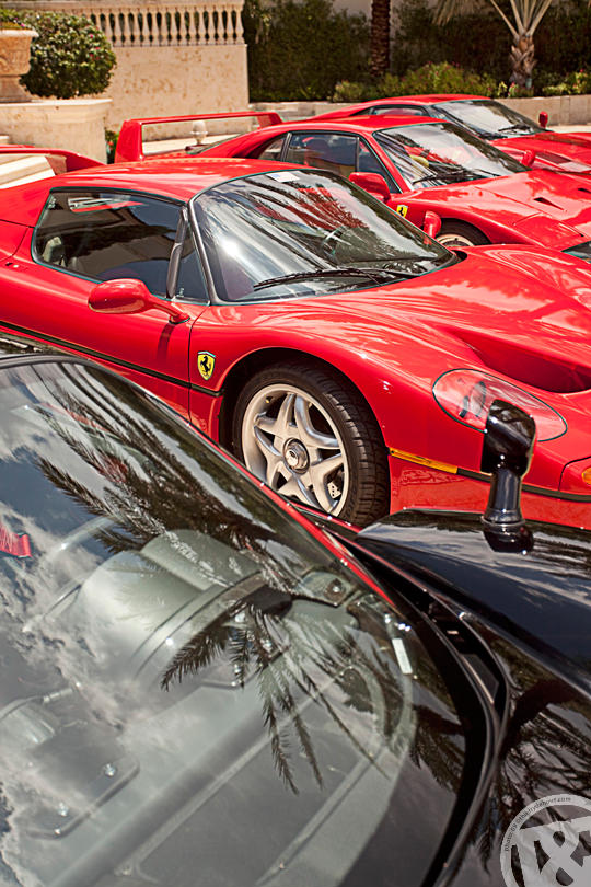 Ferrari photos in Delray Beach, Florida