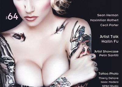 Tattoo Extreme Magazine