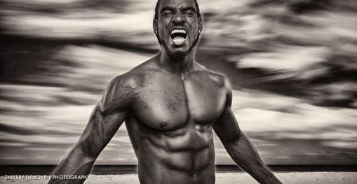 Duquaine Brooks fitness model