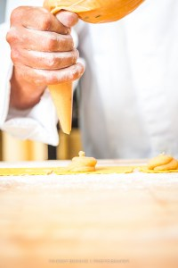 Fresh made pasta from CuisinArt in Anguilla