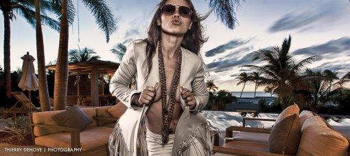 HDR Portrait Photo Composite with Barbara Alfonzo