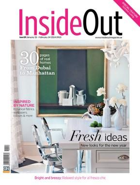 Zemi Beach inside Inside Out Magazine