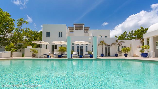 Temenos Villa Anguilla Luxury Villa